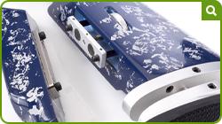 Adjustable Magnetic Cheek Piece