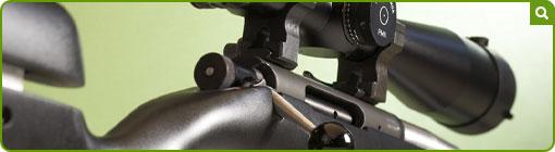 Interceptor Rifle Close Up
